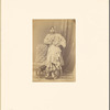Zohrah dancing girl of the Oudh Court of Lucknow: no. 4