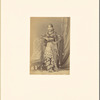 Ameer Jan, Biba Wali dancing girl of the Oudh Court of Lucknow: no. 8