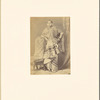 Nazeer of Chundurbhga. Dancing girl of the Oudh Court of Lucknow: no. 9