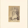 Juddan dancing girl of the Oudh Court of Lucknow: no. 14