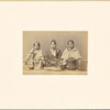 Ubbasee Domnee. Dancing girls and musicians of the Oudh Court of Lucknow, Pl. 20