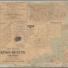 New map of Kings and Queens counties, New York: from actual surveys