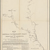 Map of the general government roads in the territory of Minnesota, September 1854: accompanying report to Bureau of Topl. Engineers of 15th, 1854 : copy Topl. Bureau Novr. 16th, 1854 : St. Paul, Min. Ter., Sept. 15, 1854