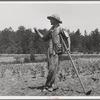 Alabama tenant farmer near Anniston, Alabama