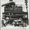 Concrete mixing plant. Birmingham, Alabama
