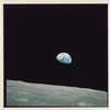 First Earth Rise, Apollo 8, 1968, #60