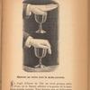 Enlever un verre avec la main ouverte, p. 103