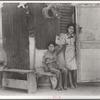 Children of Mexican cotton laborers. Casa Grande, Arizona