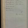 Acceptances: 1860-1861