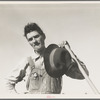 White laborer of the Mississippi Delta. Issaquena County, Mississippi