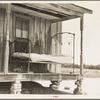 Home of white tenant farmer family. Newport, Oklahoma.