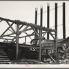 Lumber mill being dismantled. Careyville, Florida