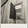 Cotton laborer's house. Louisiana.
