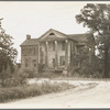 Antebellum plantation. Greene County, Georgia.