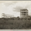 What is left of the alcohol plant, built to utilize refuse. Fullerton, Louisiana, an abandoned lumber town.