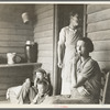 Sharecropper wife and mother of seven children. Near Chesnee, South Carolina