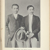 José Rizal and Sixto Lopez: From a photograph taken in Hong-Kong in 1891, opp. p. 32