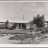 Glendale project (Farm Security Administration), Arizona. One of the twenty-four homes on the part-time farm project
