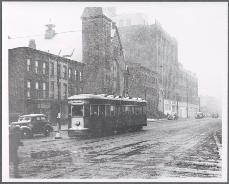 This is What Max Henry Hubacher and Atlantic Avenue and Ex-Lax Inc Looked Like  on 1/28/1942
