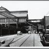 El station near Brooklyn Bridge