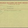 Wildman Magazine & News Service