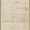Robert Burns Collection of Papers