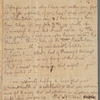 Letter from Robert Burns to Agnes McLehose (Clarinda)