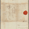 Letter from Robert Burns to Frances Anna Wallace Dunlop