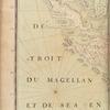 Detroit du Magellan et de ses environs