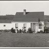 Washington. Cowlitz County. Longview home on Longview homestead project (Farm Security Administration).