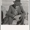 Former Nebraska farmer, now a migrant farm worker. Klamath County, Oregon. General caption number 62-111.