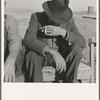Was Nebraska farmer, now migrant farm worker in the West. Merrill, Klamath County, Oregon. General caption 62-111.