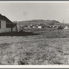 Squatters camp in potato town. Malin, Klamath County, Oregon. General caption number 64