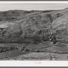 The Carlock farmstead. Mr. Carlock is a member of Ola self-help sawmill co-op. Gem County, Idaho. General caption 48.
