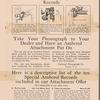 Ten Special Amberol Records