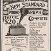 The Edison New Standard Phonograph