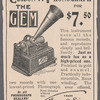 A Genuine Edision Phonograph