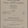 The NBC Symphony Orchestra: Christmas Night
