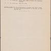 Itinerary, NBC Symphony Orchestra