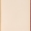 Edison Album: back endpapers & inside back cover