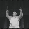 Zero Mostel in the 1962 stage production A Funny Thing Happened on the Way to the Forum
