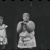 Brian Davies and Zero Mostel in the 1962 stage production A Funny Thing Happened on the Way to the Forum