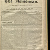 The Asmonean, Vol. 4, no. 3