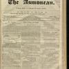 The Asmonean, Vol. 4, no. 11