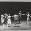 Dancers including Anthony Blum, Peter Martins, and Violette Verdy, no. 77