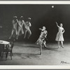 Jerome Robbins and other dancers in Fancy Free, no. 67