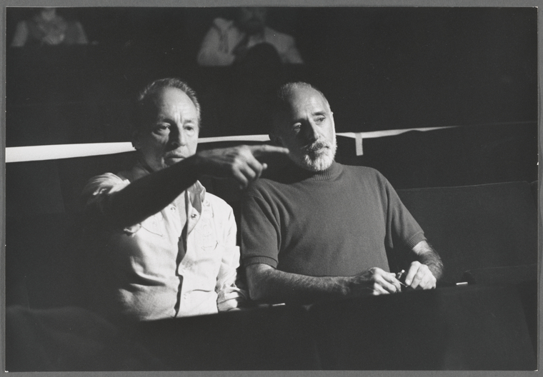 George Balanchine ja Jerome Robbins