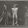 Jerome Robbins and Maria Karnilova in Helen of Troy