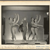 Jerome Robbins rehearses dancers in Age of Anxiety