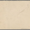 Envelope addressed to Monsieur Fizeau